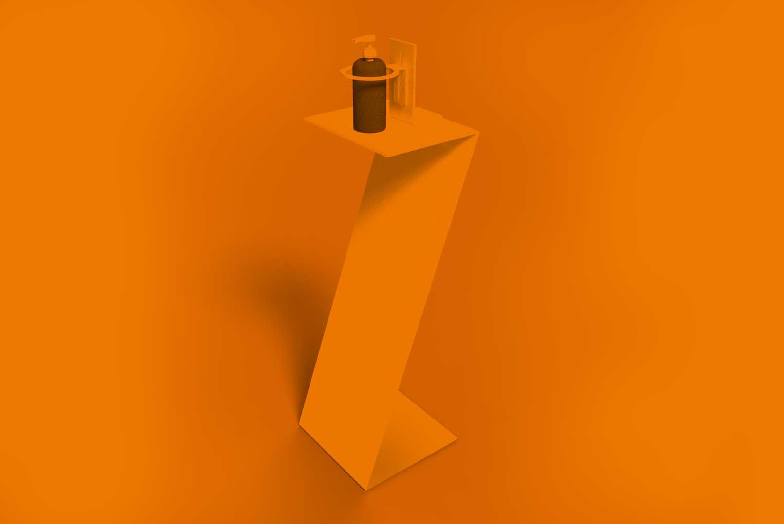 Dispenser per liquido igienizzante e disinfettante mani: sicurezza ed estetica