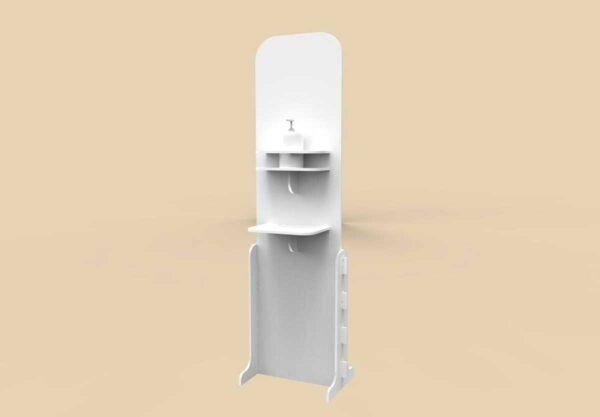 Dispenser Igienizzante Mani in Forex